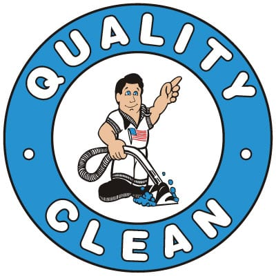 Quality Clean Ohio Retina Logo
